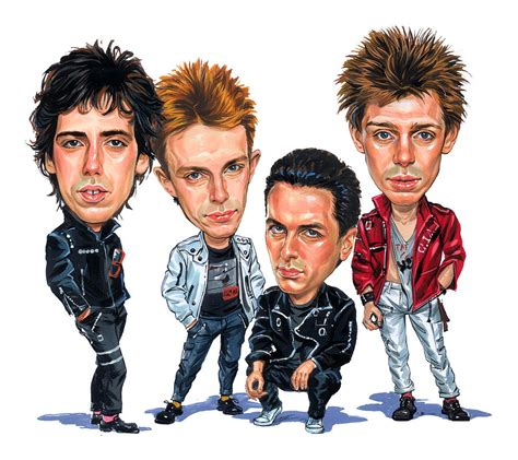 best of the clash the clash painting by