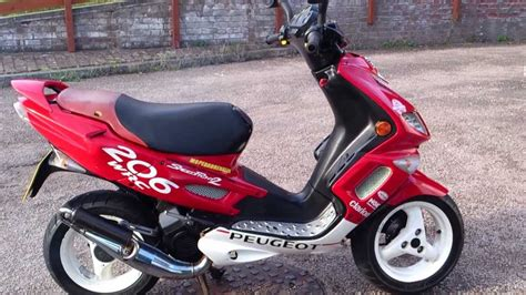 peugeot speedfight  ac  gti rep mph scooter ped moped tax mot gc  youtube
