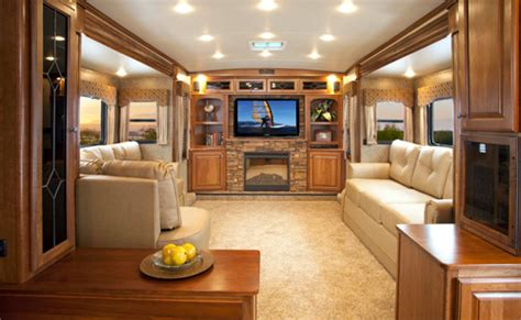 Dutchmen Infinity Front Living Room by Dutchmen Rv Unveils New Infinity 3750fl Front Lounge