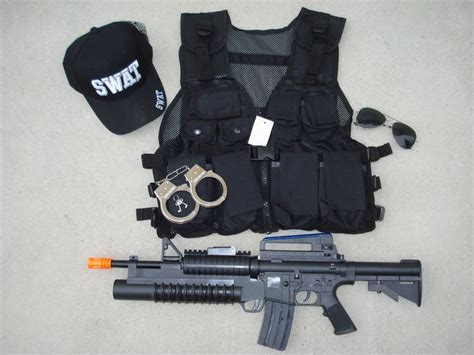 16 Vest Swat Set swat combat vest sets a collection of ideas to try about and parenting vests pistols