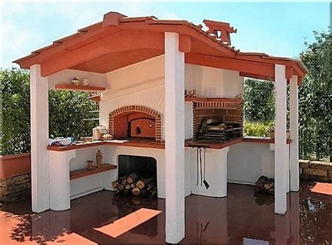 forno pizza giardino forni a legna da giardino in muratura prefabbricati
