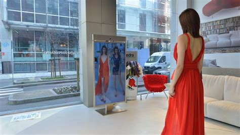 The Technology To Hit The Fitting Rooms Interactive Mirrors by Tech Tackles The Fitting Room Racked