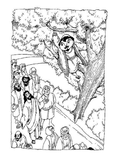 imagenes de jesus y zaqueo para colorear imagenes cristianas para colorear dibujos para colorear