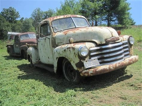1951 chevy 5 window cab pickup truck chevrolet chevy