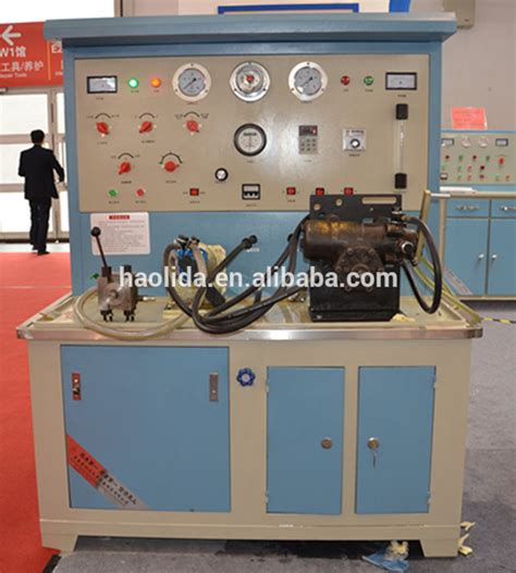 Work Bench Table Dream Job For Woodworker Hydraulic Pump Test Bench Design