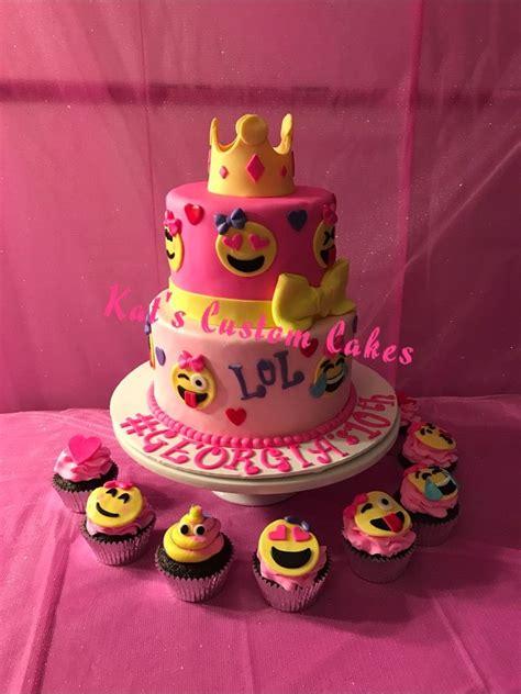 emoji birthday cake 24 best emoji birthday party images on pinterest
