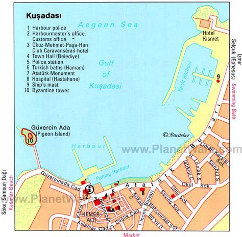 kusadasi port map suwidakrolas production pelabunan nan indah di negeri orang