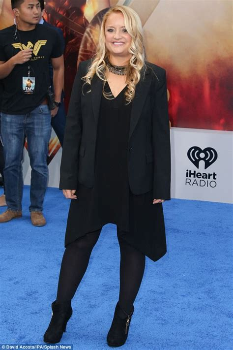 lucy davis now lucy davis attends wonder woman premiere in hollywood