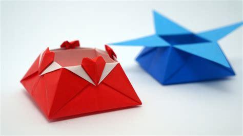 youtube tutorial origami love origami love box jo nakashima valentine s day youtube