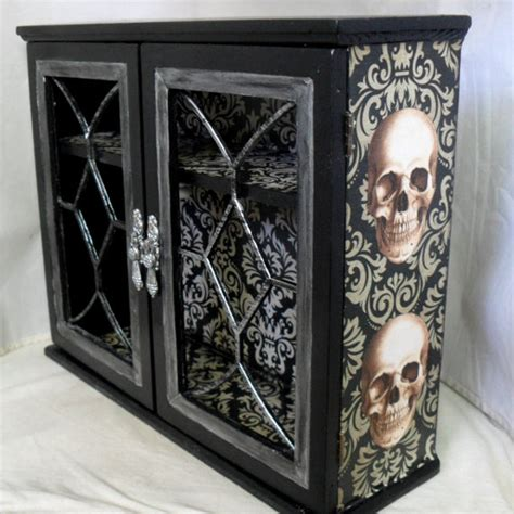 gothic home decorations gothic home decor gothic cabinet reserved for by