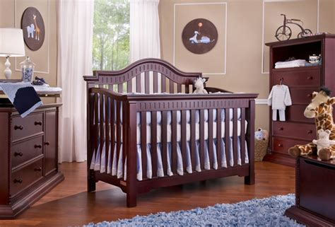 Bellini Baby Crib by S Top 5 Nursery Decorating Tips