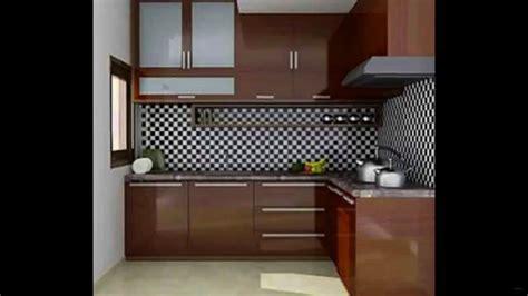 membuat model interior dapur rumah minimalis  baik