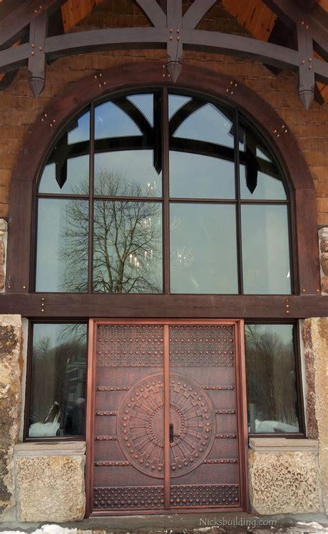 copper front doors copper doors exterior copper doors