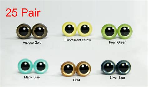 Kunci L 5mm Eye Germany 25 pairs 4 5mm to 9mm japanese painted pearl tallic