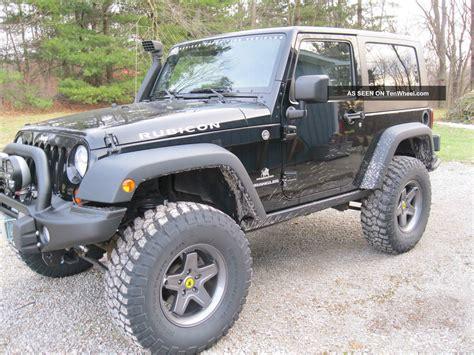 2 Door Jeep Rubicon 2008 Aev Jeep Wrangler Rubicon Sport Utility 2 Door 3 8l
