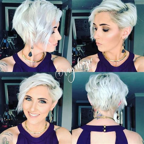 haircut for women with alot of body 40 best short hairstyles for fine hair women short hair