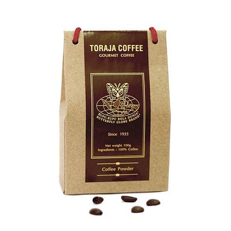 Kopi Espresso Houseblend Bali 100gr Qs5 jual kupu kupu bola dunia toraja coffee powder tas 100
