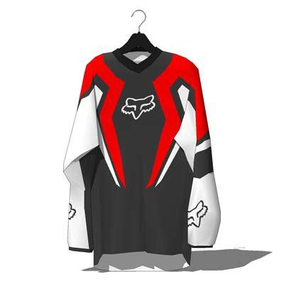 Jaket Sweater Anak Fox Racing 02 Unisex Roffico fox racing jerseys 3d model formfonts 3d models textures