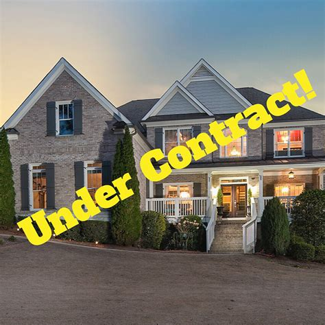 Under Contract House Addison S Wonderland