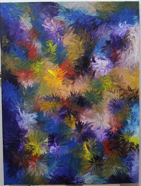 pittura fiori fiori olio su tela artpaolo