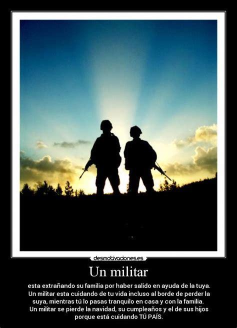 imagenes con frases militares un militar desmotivaciones