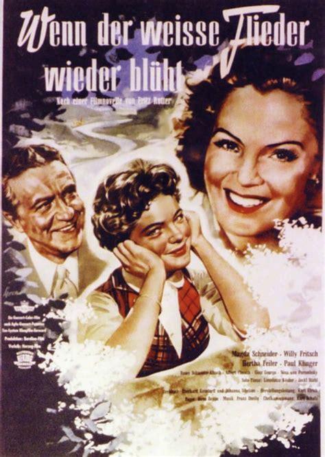filme schauen spider man far from home wenn der wei 223 e flieder wieder bl 252 ht film 1953