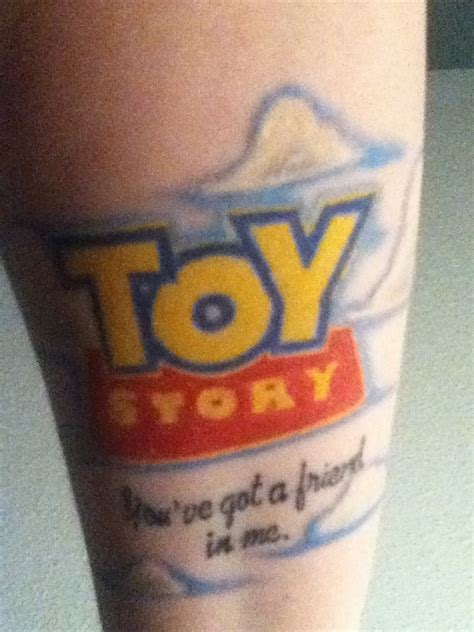 toy story tattoo tattoos i like pinterest toy
