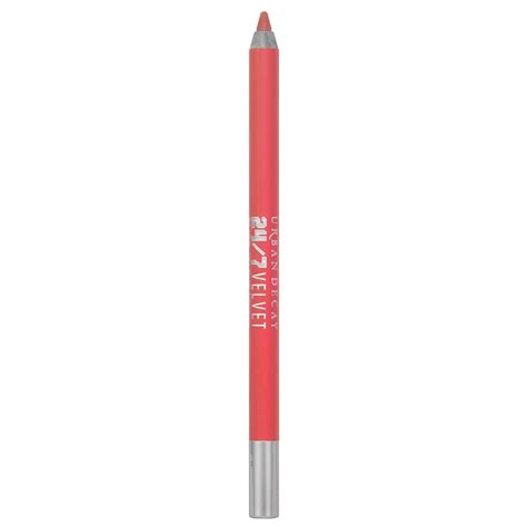 Lip Liner Decay decay 24 7 glide on lipliner pencil streak glambot