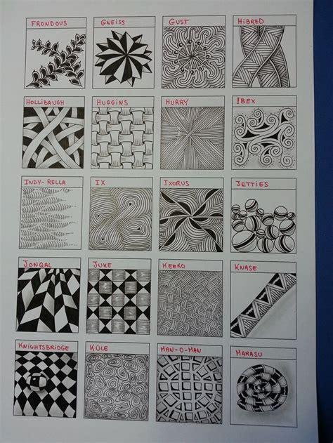 design pattern nedir zentangle nedir zentangle tarzi cizimler bazi motiflerin