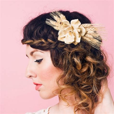 hairstyles with a headband fascinator 59 best images about fascinator hair style ideas on