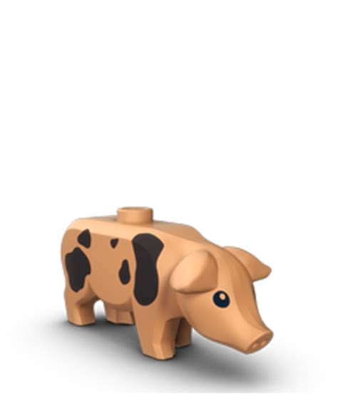 pig brickipedia, the lego wiki