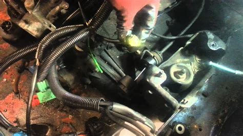 changing fuse in lights how to change replace light switch sensor peugeot