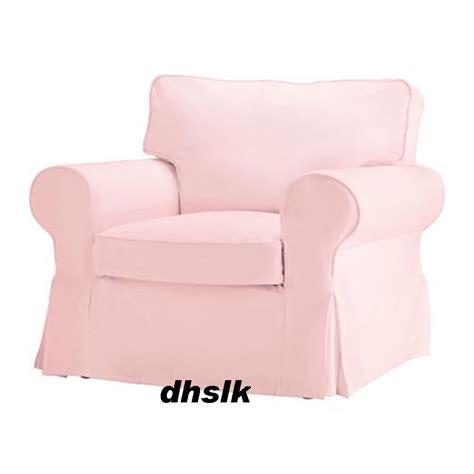 Slipcover For Armchair by Ikea Ektorp Armchair Slipcover Cover Blekinge Pink Bezug