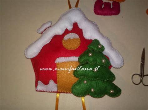 fuori porta natalizio fai da te fuori porta natalizio in pannolenci fai da te manifantasia