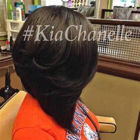 kia styles istagram kia chanelle sew in weave bob hair styles pinterest