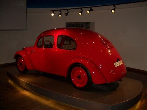 Thesamba Com Gallery First Prototype Beetle Ever Made
