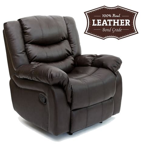 recliners seattle seattle leather recliner armchair sofa home lounge chair