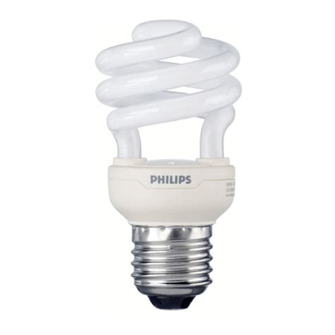Lu Philips Tornado 60 Watt philips tornado 12w 60w tornado cfl low energy light bulb
