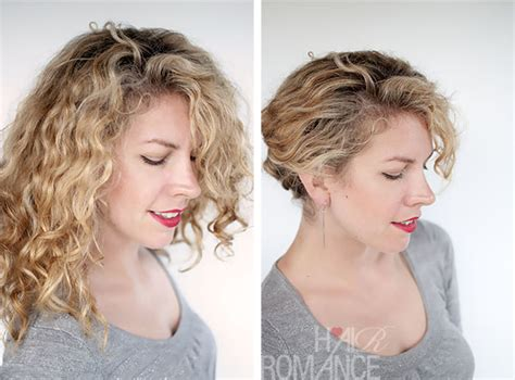 hairstyles to keep hair up hairstyle tutorial easy twist and pin updo for curly