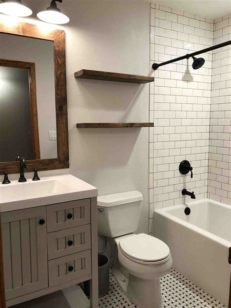 the images collection of tile master bathroom reveal