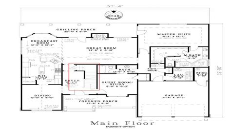 arts and crafts floor plans arts and crafts bungalow floor plans arts and crafts