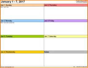 word weekly calendar template weekly calendar template word weekly calendar template