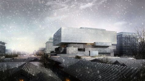 Buro Ole Scheeren Beijing by 10 New Museums Opening In 2018