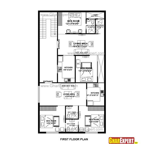 dimensions of 200 square feet dimensions of 200 square feet house plan for 32 feet by 58