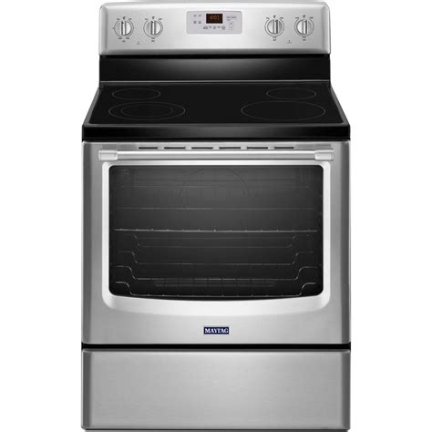 white maytag freestanding electric ranges ranges