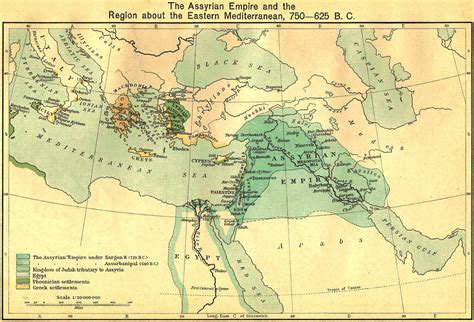 ancient middle east map judah assyria pictures posters news and on your