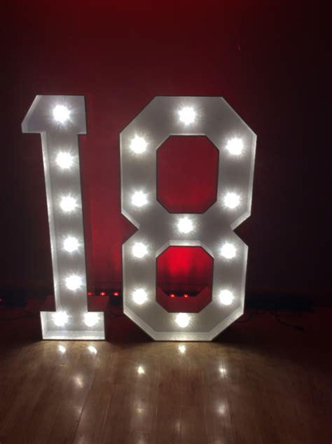 light  letters dublin cork belfast irelands  supplier weddings