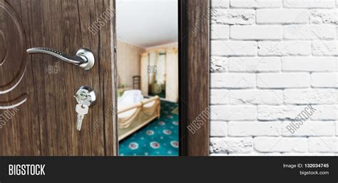 Open Locked Interior Door Half Opened Door To A Bedroom Door Handle Door Lock Lounge Door Half Open Opening Door