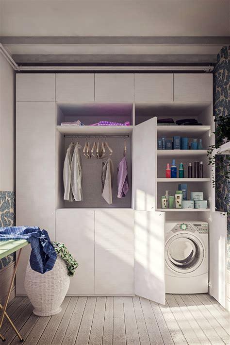 armadio per ripostiglio mobili per ripostiglio con anta serrandina