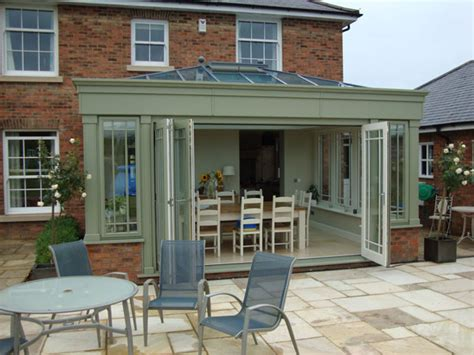 Conservatories & Orangeries   Outlook Windows Ltd